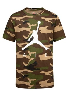Jordan Little Boys Camo-Print Air T-Shirt