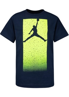 Jordan Toddler Boys Glow In The Dark Cotton T-Shirt