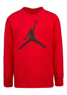 Jordan Little Boys Jumpman Logo T-Shirt