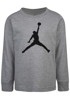 Jordan Little Boys Jumpman Logo T-Shirt