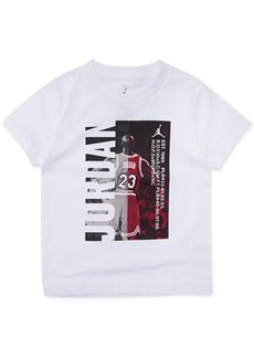 Jordan Little Boys Legend in the Making Graphic Cotton T-Shirt