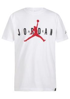Jordan Little Boys Logo-Print Cotton T-Shirt