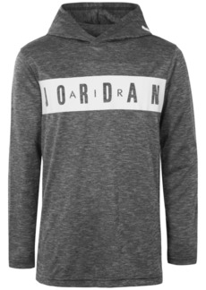 Jordan Little Boys Logo-Print Hoodie