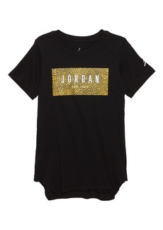 Jordan Logo Box T-Shirt (Little Boys)