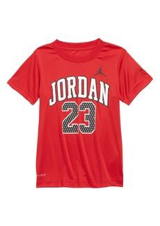 Jordan Logo Dri-FIT T-Shirt (Big Boys)