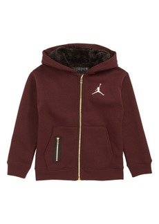 29d87f2c77a6 SALE! Jordan Jordan Packable Zip Hoodie Wingsbreaker (Big Boys)