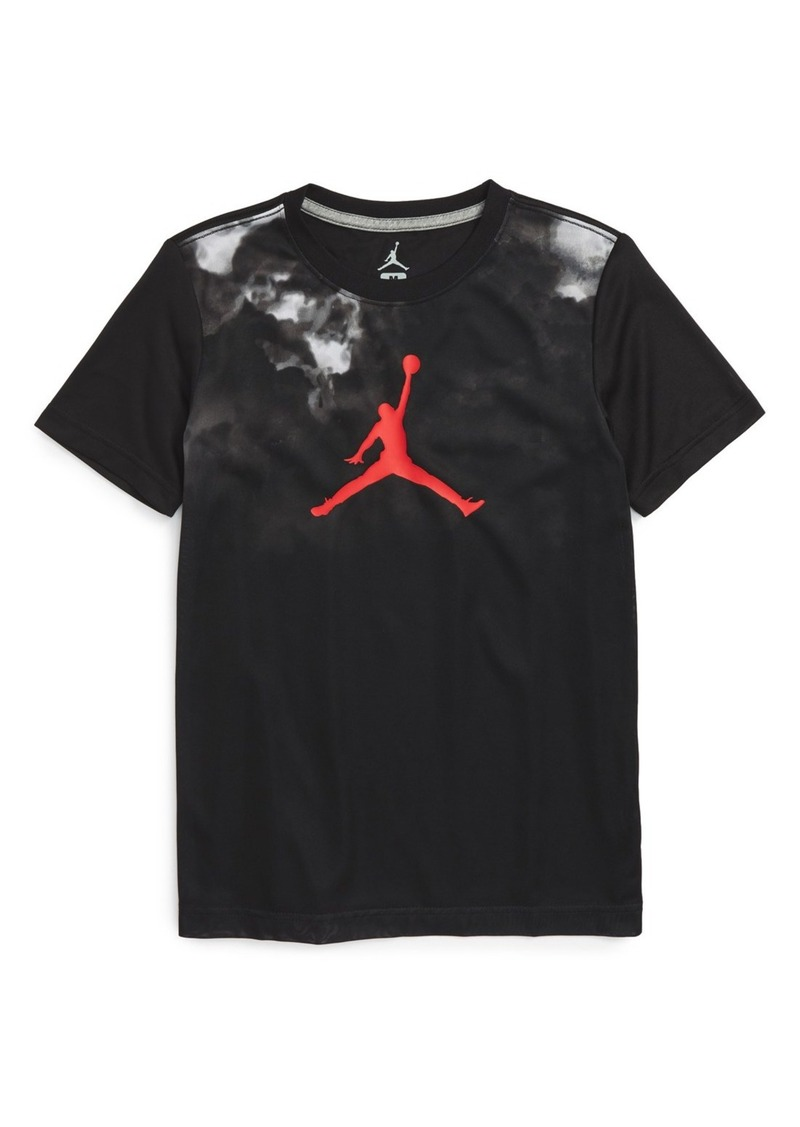 Jordan Nightmares Graphic Dri-FIT T-Shirt (Big Boys)