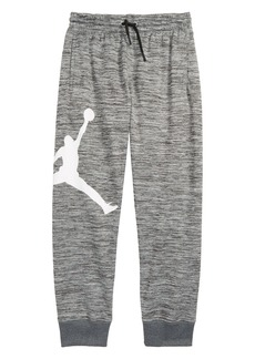 Jordan Performance Heathered Sweatpants (Big Boys)
