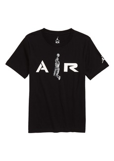 Jordan Photo Graphic T-Shirt (Big Boys)