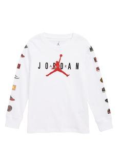 Jordan Pinned-Up T-Shirt (Big Boys)