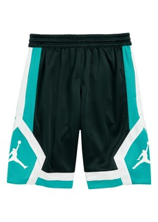 Jordan Rise Diamond Shorts (Big Boys)