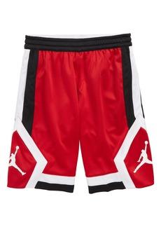 Jordan Rise Diamond Shorts (Big Boys)