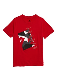 Jordan Sportswear Pattern Graphic T-Shirt (Big Boys)