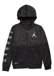 Jordan Tech Accolades Hooded Track Jacket (Big Boys)