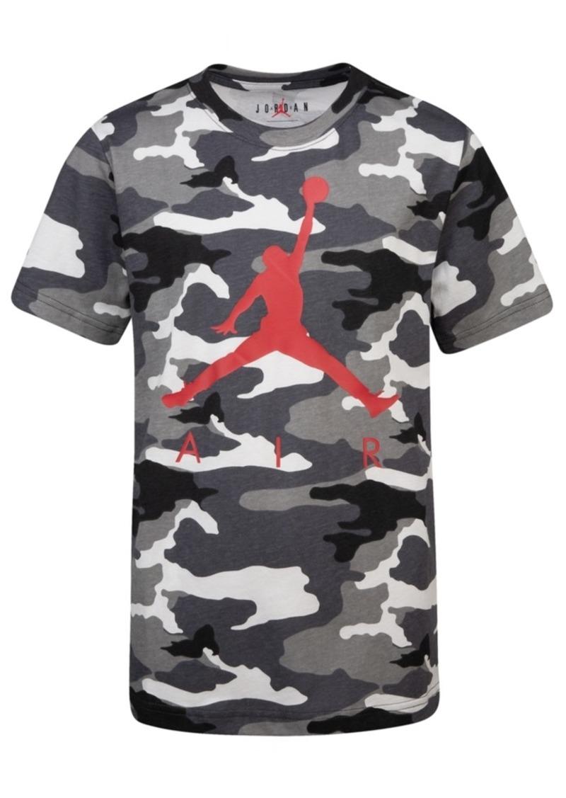 Jordan Toddler Boys Camo-Print Air T-Shirt