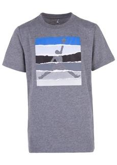 2d7befa788ef0c Jordan Jordan Pixel Pack AJ 1 Toss T-Shirt (Big Boys)