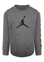 Jordan Toddler Boys Jumpman Speckle-Print Cotton T-Shirt