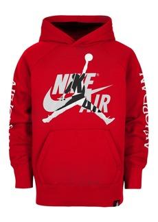 Jordan Little Boys Nike Air-Print Hoodie