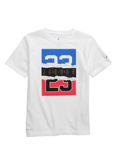 los angeles e2775 454b7 Jordan Torn Legend T-Shirt (Big Boys)