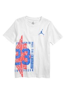5d8702a9b4a010 Jordan Wings Spin Graphic T-Shirt (Toddler Boys   Little Boys)