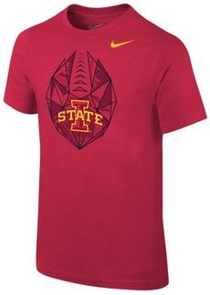 Jordan Nike Iowa State Cyclones Icon T-Shirt, Big Boys (8-20)
