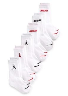Jordan Kids' 6-Pack Jordan Legend Assorted Crew Socks (Toddler, Little Boy & Big Boy)