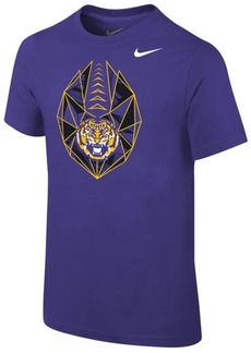 Jordan Nike Lsu Tigers Icon T-Shirt, Big Boys (8-20)