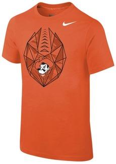 Jordan Nike Oklahoma State Cowboys Icon T-Shirt, Big Boys (8-20)