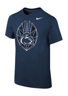Jordan Nike Penn State Nittany Lions Icon T-Shirt, Big Boys (8-20)