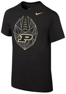 Jordan Nike Purdue Boilermakers Icon T-Shirt, Big Boys (8-20)