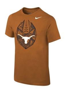 Jordan Nike Texas Longhorns Icon T-Shirt, Big Boys (8-20)