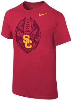 Jordan Nike Usc Trojans Icon T-Shirt, Big Boys (8-20)