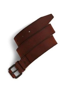Joseph Abboud Boys' Leather Belt