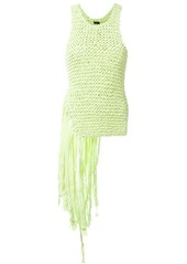 Joseph fringed tricot tank top abvcae945fe a