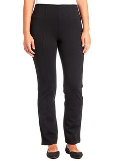 Joseph A Ponte-Knit Bootcut Pull-On Pants