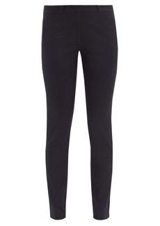 Joseph Eliston stretch-twill trousers