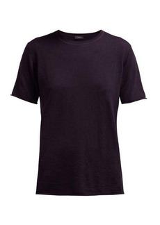 Joseph Relaxed-fit cashmere T-shirt