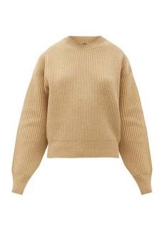 Joseph Ribbed-knit wool sweater
