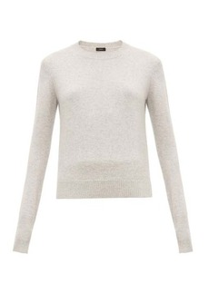 Joseph Round-neck cashmere sweater