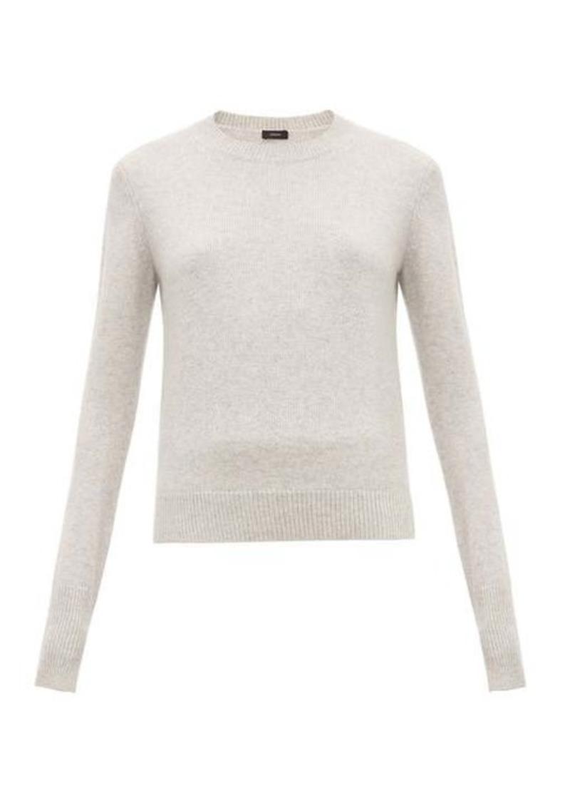 Joseph Round-neck cashmere sweater