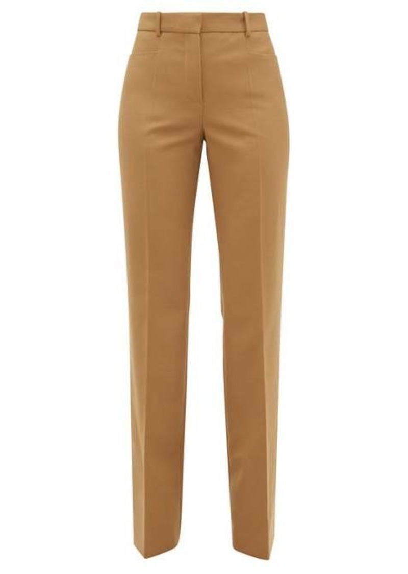 Joseph Sloane tailored wide-leg trousers