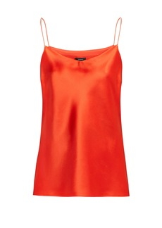 Joseph Sten silk-satin cami top
