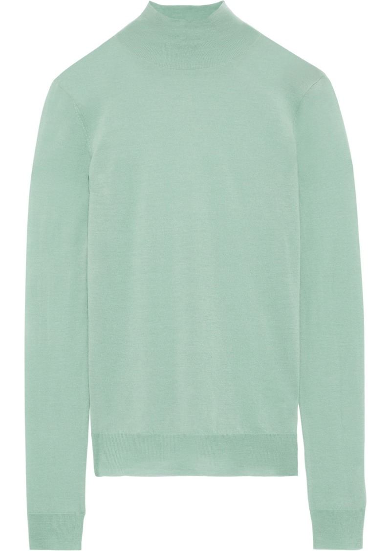 Joseph Woman Cashmere Sweater Mint