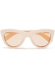 Joseph Woman Cat-eye Acetate Sunglasses Blush