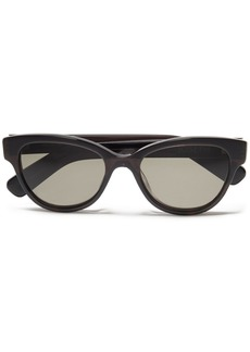 Joseph Woman D-frame Acetate Sunglasses Black