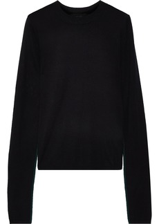 Joseph Woman Merino Wool Top Black