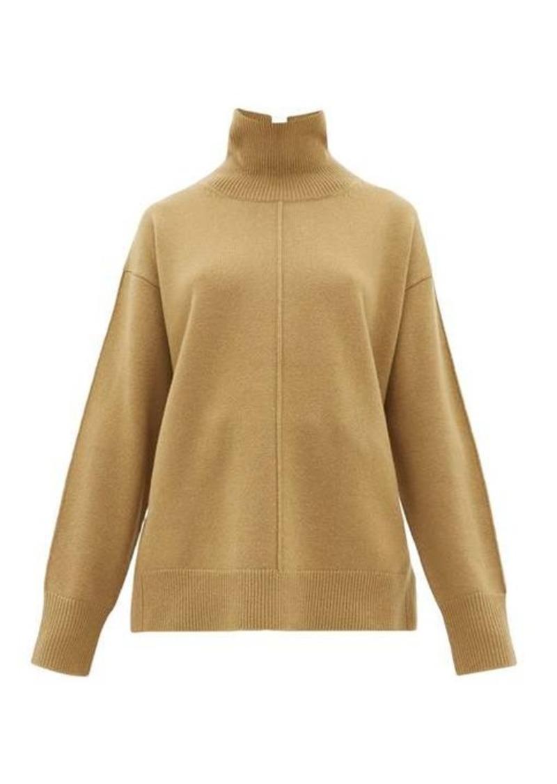 Joseph Wool roll-neck sweater