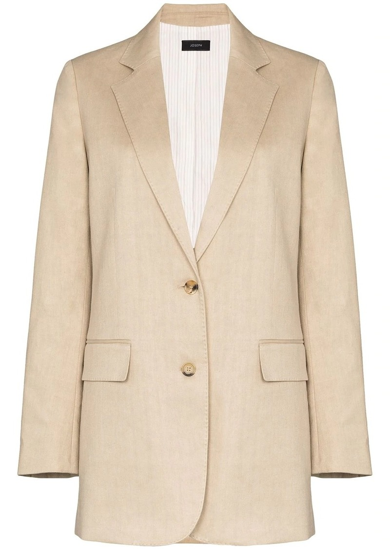 Joseph Mayfield single-breasted blazer