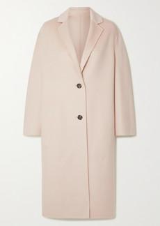 Joseph Newman Wool And Cashmere-blend Coat
