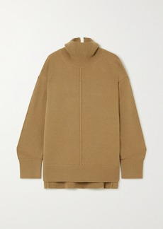 Joseph Oversized Wool Turtleneck Sweater